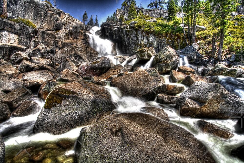 Bassy Falls by Ben Pacificar