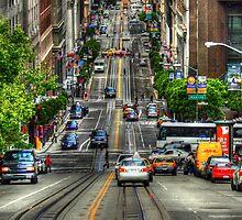 City Street by Kimberly Palmer