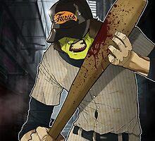 Baseball Furies by mingmonger