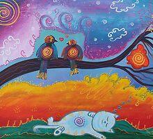 In Dreams by Laura Barbosa