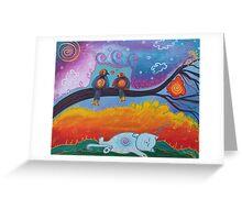 In Dreams Greeting Card