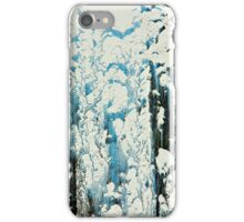 Of Snow and Clouds iPhone Case/Skin