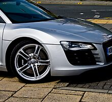 Audi R8 by Alan Rodmell