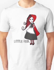 Little Red T-Shirt