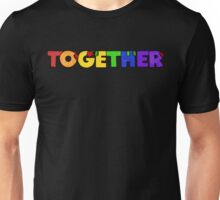 TOGETHER (rainbow colorway) T-Shirt
