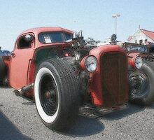 Rat Rod Truck by nikivee