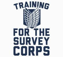 Training For the Survey Corps by Six 3