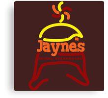 Jayne's Horse Steakhouse. Canvas Print