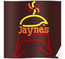 Jayne's Horse Steakhouse. Poster