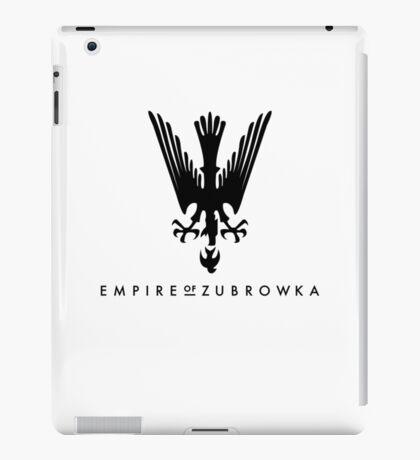 The Empire of Zubrowka iPad Case/Skin