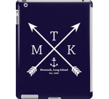 MTK with Cross Arrows  iPad Case/Skin