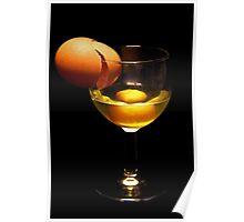 Egg cocktail Poster