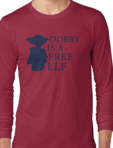 Dobby is a free elf - Type 2 Long Sleeve T-Shirt