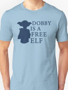 Dobby is a free elf - Type 2 Unisex T-Shirt