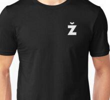 "Žižek's Ž (""polo"", sharp Z) Unisex T-Shirt"