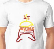 Jayne's Horse Steakhouse. Unisex T-Shirt