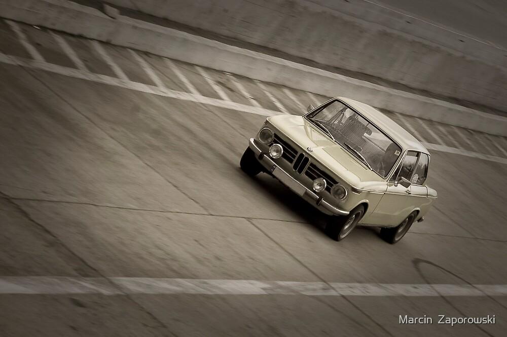 BMW E10 2002  by Marcin  Zaporowski
