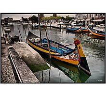 BARCO MOLICEIRO Photographic Print