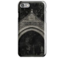 Easton Cemetery iPhone Case/Skin