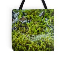 Moss and Lichens Tote Bag