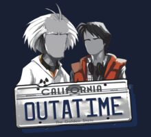Outta Time One Piece - Short Sleeve