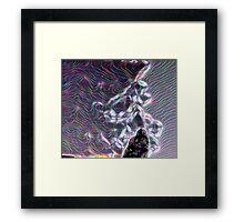 Molecule Framed Print