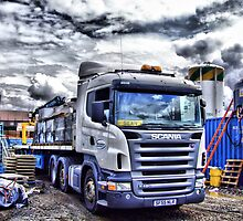 Scania by davey lennox