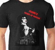 Frank's House of Horror Unisex T-Shirt