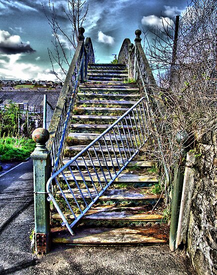 cast iron bridge by davey lennox