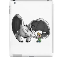 How To Train Your 'Sup Guy iPad Case/Skin