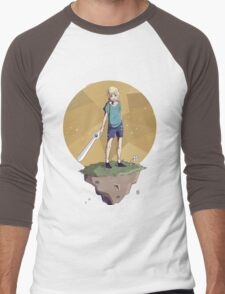 Young Adventurer  Men's Baseball ¾ T-Shirt