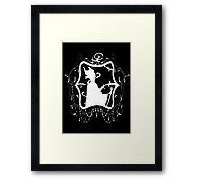 Maleficent Nightmare Framed Print