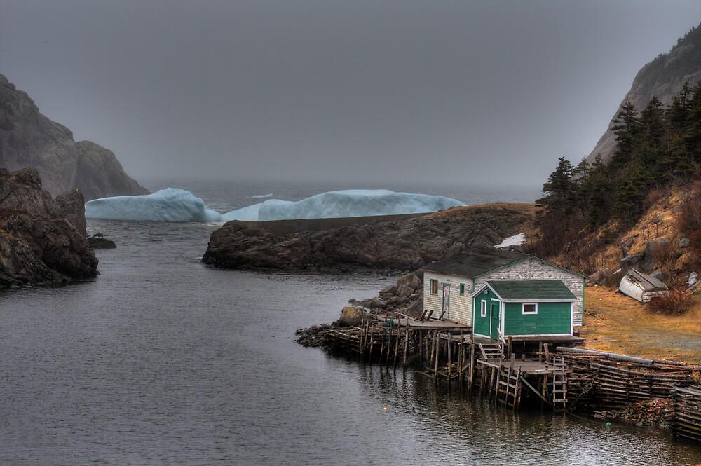 Fisherman's Berg by Kevin  Kroeker