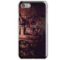 Vanité du Voyageur iPhone Case/Skin