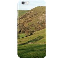 Across Thorpe Cloud to Bunster Hill iPhone Case/Skin