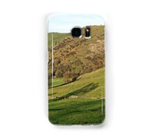 Across Thorpe Cloud to Bunster Hill Samsung Galaxy Case/Skin