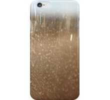 Through a Glass, Smearily iPhone Case/Skin