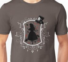 Stuck inside the Looking Glass Unisex T-Shirt