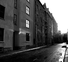 Glasgow Backstreets by MissyVix