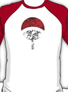 Uchiha Splatter T-Shirt