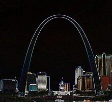 The Arch 2 by Christine King
