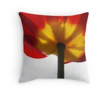 Ant's Point of View Throw Pillow