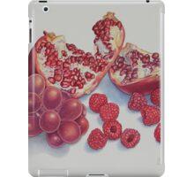 Frutti Rossi iPad Case/Skin