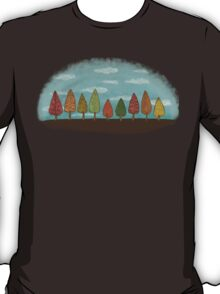 COLORFUL GROVE T-Shirt