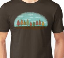 COLORFUL GROVE Unisex T-Shirt