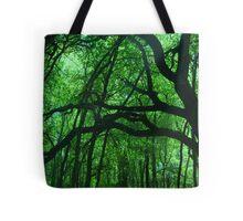 Tree limbs Tote Bag