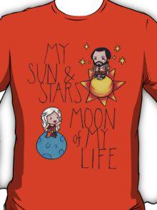 Game of Thrones - Daenerys & Khal Drogo T-Shirt