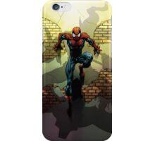 Spiderman vs Goblin iPhone Case/Skin