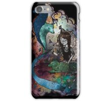 BETWEEN THE STARS AND I iPhone Case/Skin
