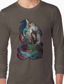 BETWEEN THE STARS AND I Long Sleeve T-Shirt